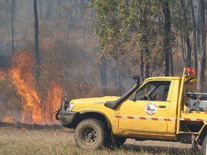 Prepare for bushfire season now: RFSQ